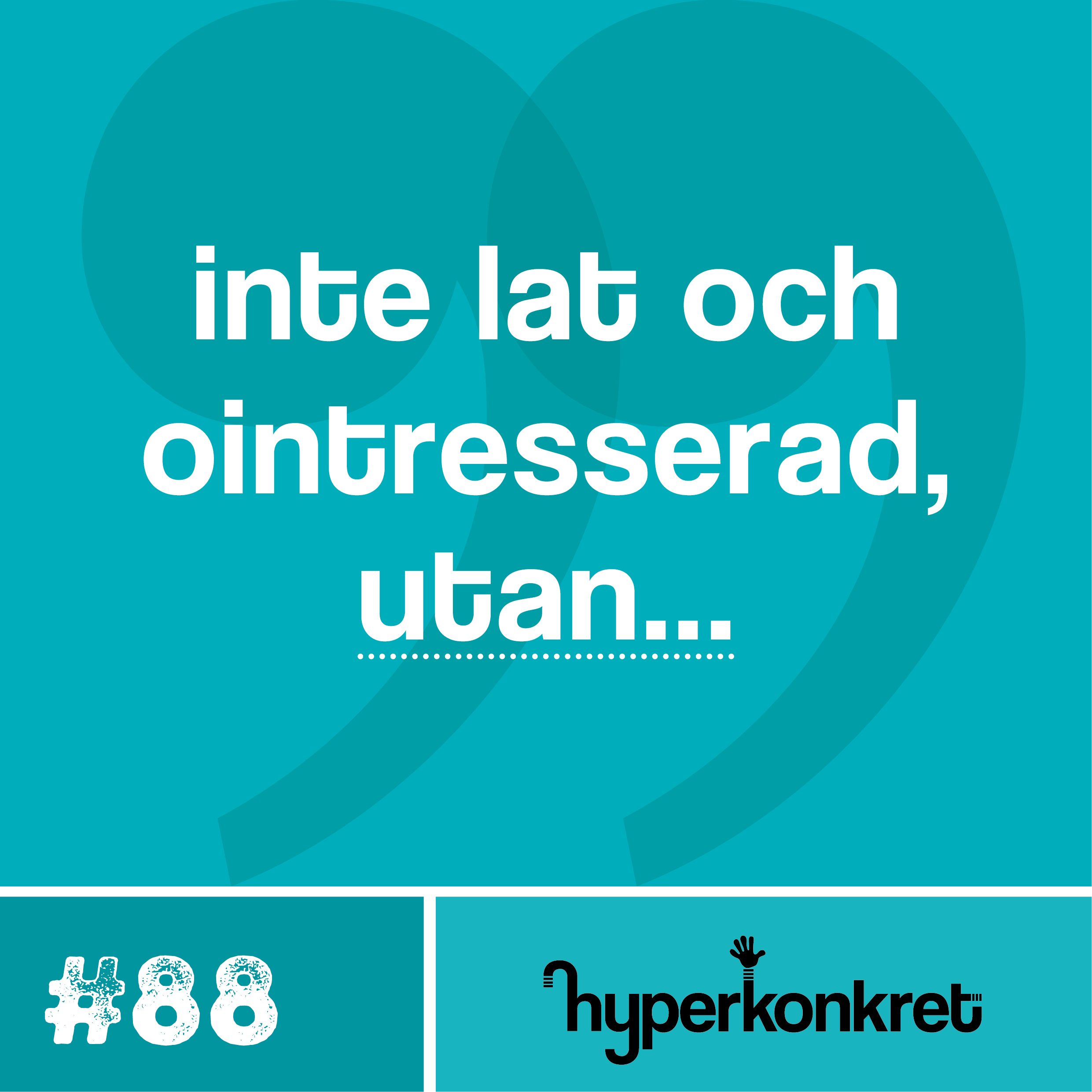 Hypertips #88 – Inte lat och ointresserad, utan bara svårt att reglera hjärnans vakenhetsnivå